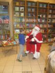 Kalėdų senelio programa (yra video)