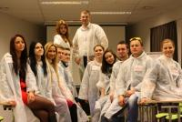 Mokslinis vakarėlis (įmonei)